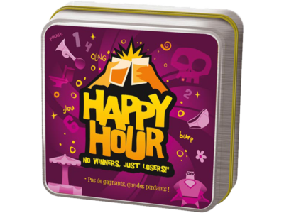jeu d'apéro happy hour
