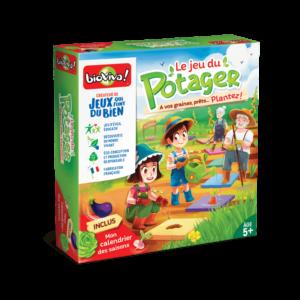 jeu du potager bioviva jeu de société enfants