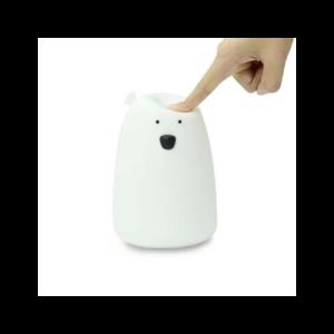 Veilleuse Little L Big ours blanc