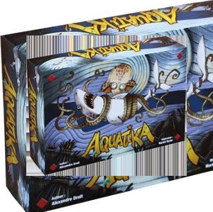 aquatika jeu de société jeu FK