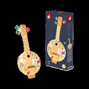 Banjo-Pure -bois - Janod-musique