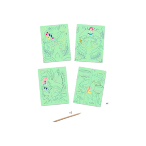 cartes-a-gratter jardin-djeco