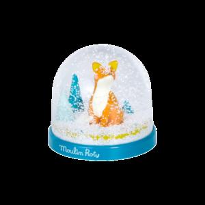 Boule à neige Le Voyage d'Olga - Moulin Roty