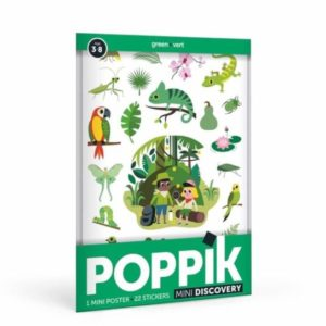 Mini-poster-Poppik-la-jungle-stickers