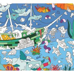 poster-géant-omy-océan-coloriage